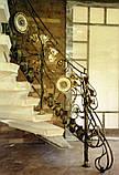 Кованая Лестница «Египет»., фото 2