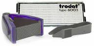Штамп нумеротор 3-х рядковий, пластиковий, TRODAT