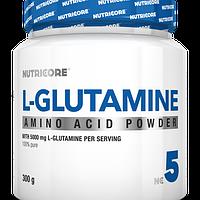 Глютамин Nutricore L-Glutamine (300g)