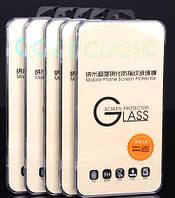 Защитное стекло для iPhone 4 4s на две стороны перед-зад закаленное
