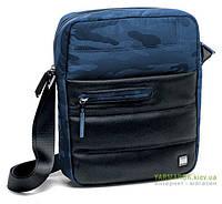 Сумка мужская Roncato Boston 2304 синего цвета