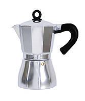 Гейзерная кофеварка 300мл. Con Brio CB-6506