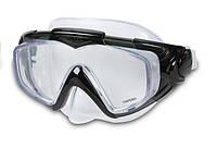 Маска  для плавания профессиональная с обзором 180 градусов Intex Aqua Pro