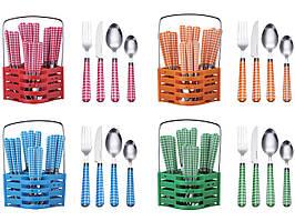 Набор столовых приборов 24пр. Peterhof PH-22118