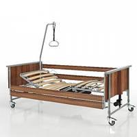 Кровать медицинская четырехсекционная с электроприводом Eloflex, ADL (Германия)