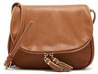 Компактная женская сумочка - 2 цвета. Женская сумка - клатч.