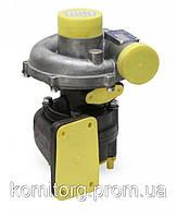 Турбина ТКР 6 (04) / Турбокомпрессор ТКР 6 (04) / Турбина ЗЗ ГТ, ГАЗ 34039, фото 1