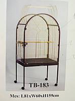 Вольер для попугая ТВ-183