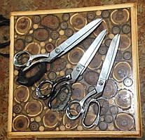 Заточка портновских ножниц