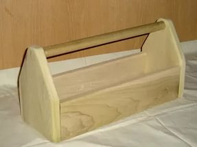 Ящик деревянный для инструментов  560х380х185мм - erniboom© маркет в Херсоне