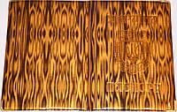 Обложка на паспорт Украины «Юпитер» цвет коричневый