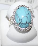 Кольцо серебряное Раиса, фото 1