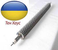 Тэн прямой оребренный 1500 Вт / 55 см , Россия