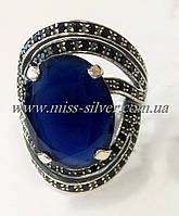 Серебряное кольцо Шикк, фото 1