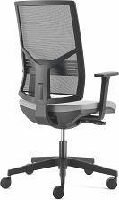 Офисное кресло с высокой спинкой Enrandnepr PLAY черный