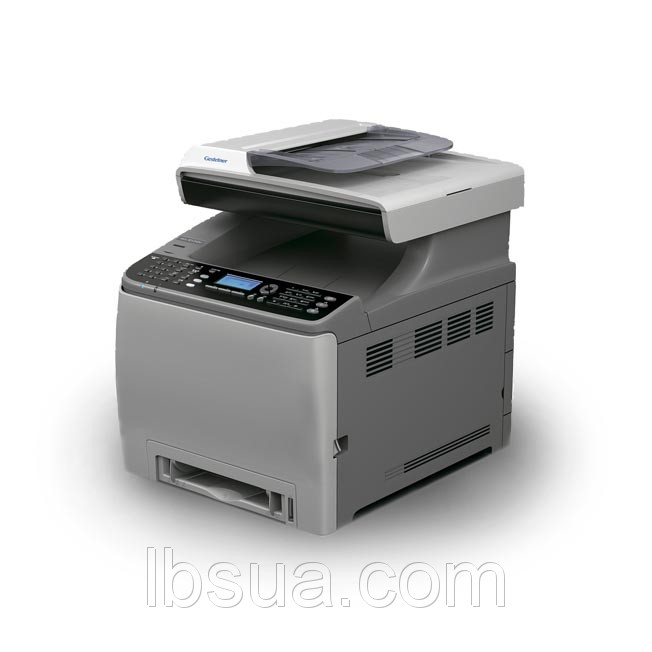 Gestetner SPC240SF - полноцветный копир, сетевой принтер, сканер, факс, формата А4