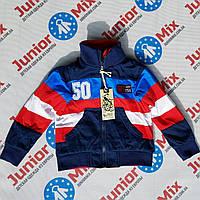 Двухсторонняя  куртка на мальчика  GLO-STORY, фото 1