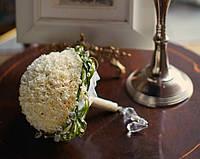 Изготовление свадебных букетов