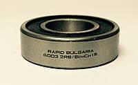 Подшипник 6003 2RS Rapid Bulgaria