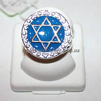 Перстень звезда Давида