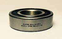 Подшипник радиальный 6004 2RS Rapid Bulgaria