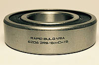 Подшипник 6206 2RS (RB)