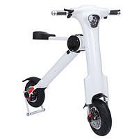 Детский электромотоцикл на аккумуляторе BT-EBK01-W