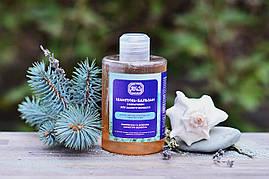 """Шампунь-бальзам з кератином для захисту волосся  (300 мл) ТМ """"ЯКА"""""""