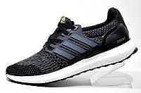 Беговые кроссовки Adidas Ultra Boost, Black\White