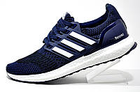 Кроссовки для бега Adidas Ultra Boost, Dark Blue\White