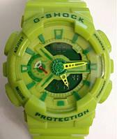 Casio G-Shock GA 110 гирчичные, фото 1