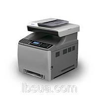 Gestetner SPC242SF - полноцветный копир, сетевой принтер, сканер, факс, формата А4