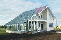 Каркасное строительство по технологии ЛСТК в Броварах