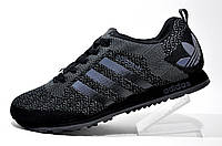 Кроссовки мужские Adidas, Black\Gray