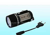 Ліхтарик світлодіодний акумуляторний, фото 1