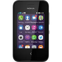 Nokia Asha 230 Dual Sim Dark Silver UA-UCRF