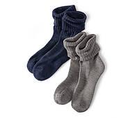 Носки с отворотом, в упак. 2 пары, ГЕРМАНИЯ TCM TCHIBO