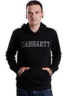 Худи мужская с принтом Carhartt Classic Толстовка