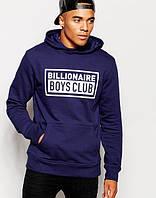 Худи мужская с принтом 'Billionaire Boys Club' | Толстовка