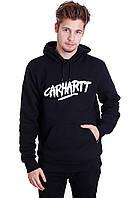 Худи мужская с принтом Carhartt Logo Толстовка