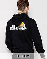 Худи мужская с принтом 'Ellesse' | Толстовка