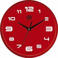 Настенные Часы Сlassic Классические Часы Red