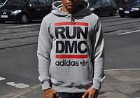 Худи мужская спортивная 'Адидас' ADIDAS RUN DMC | Толстовка