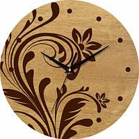Настенные Часы Dream Узоры Цветов