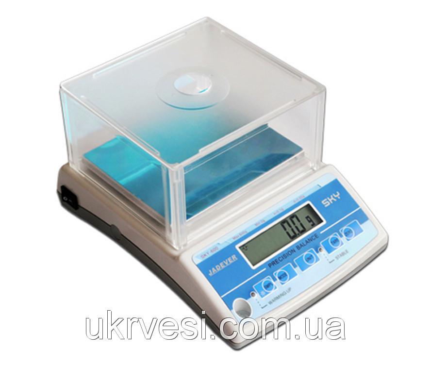 Весы лабораторные Jadever SNUG-II-1500