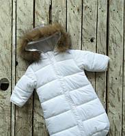 Комбинезон для новорожденного Дутик SuperStar White