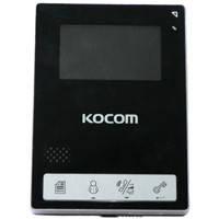 Цветной домофон KOCOM KCV-434SD black