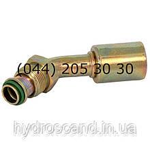 Муфта, UN 45° UR, с уплотнительным кольцом, 5745
