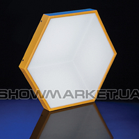 Free Color Led панель 3D Free Color HONEY 400