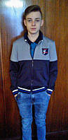 Подростковый спортивный костюм для мальчика Ден(двунитка), фото 1
